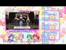 Саки Химика и Азуки из i☆Ris в эндинге Pretty☆Channel