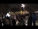 2Открытие ёлки в городском парке СемьЯ - Рождественская ночь 25.12.2017 Нижнекамск