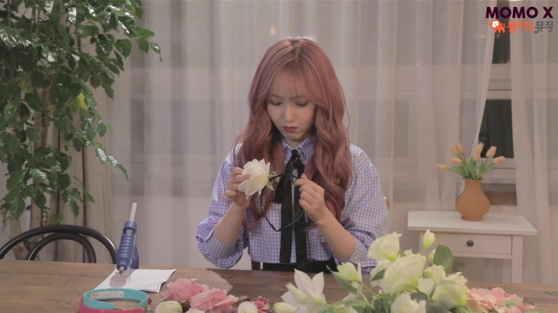 180513 SinB of GFriend @ Be Taciturn Ep.122