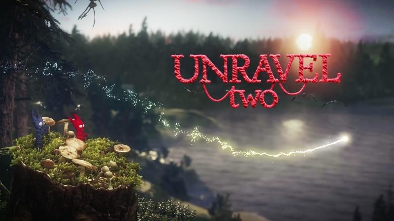 (☞°ヮ°)☞ ☜(°ヮ°☜) Связаны судьбой. Unravel 2
