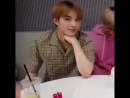 Jungwoo outmodels without even trying
