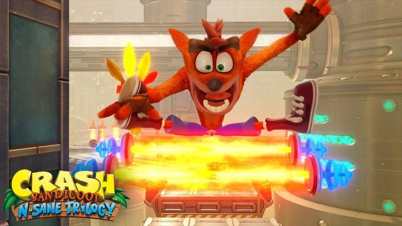 Future Tense Launch Trailer | Crash Bandicoot N. Sane Trilogy