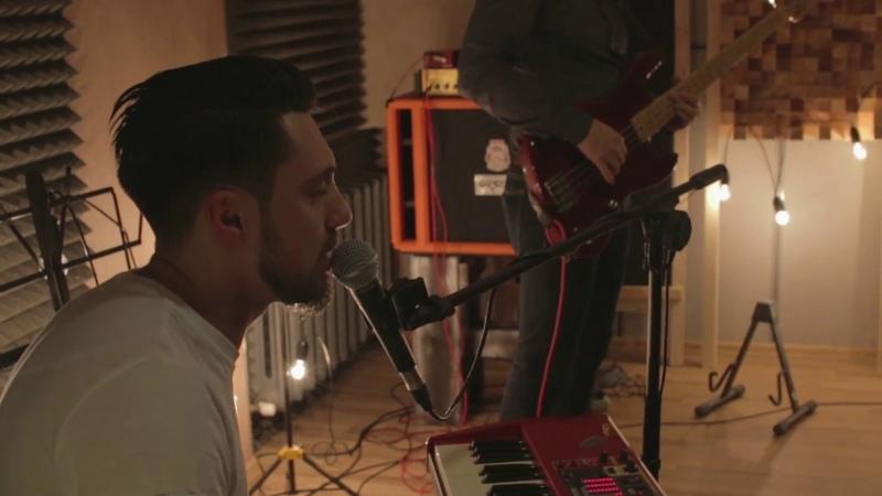 THE FEEDBACK - С неба упали все звезды (live FORZ studio'2017)