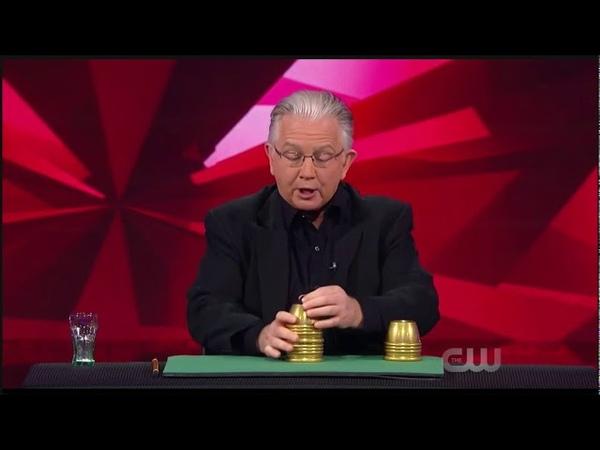 Penn Teller Fool Us Paul Gertner - Where're the balls from?