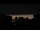 Грозовое облако над Томском