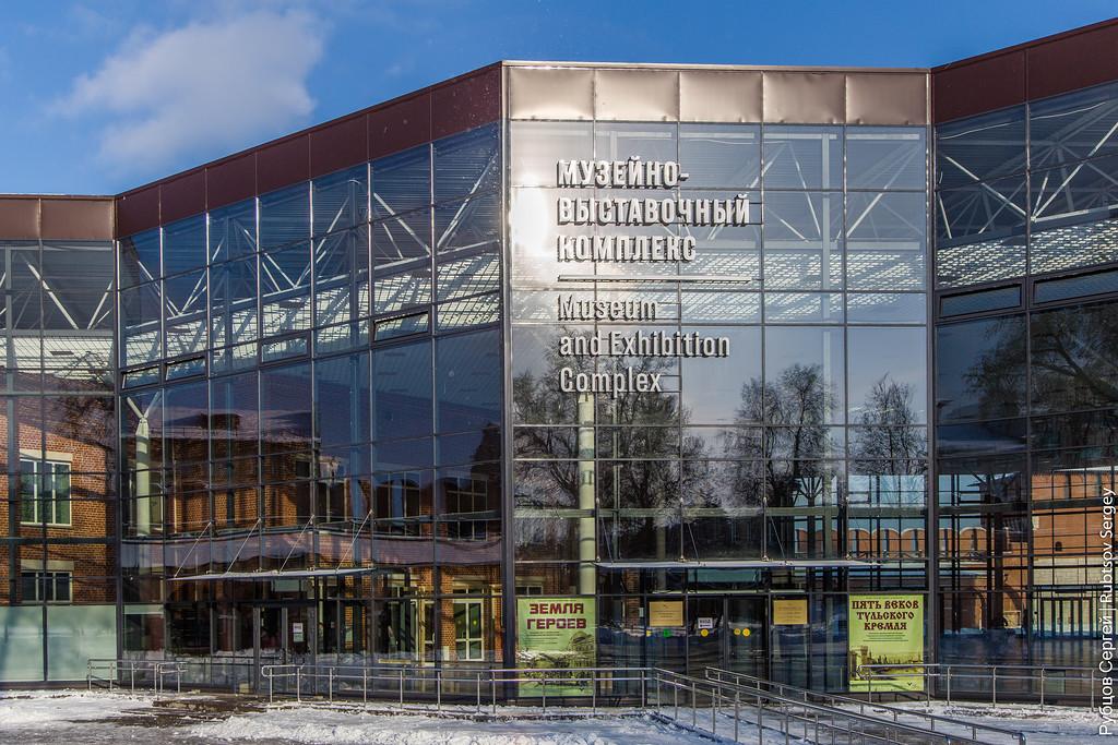 Тульский военно-исторический музей одержал победу в конкурсе ...