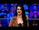 Paige WWE Smackdown Live 08.05.2018 (545TV)