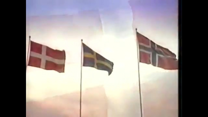 Программа передач и конец эфира (TV3 [Швеция], 1988)