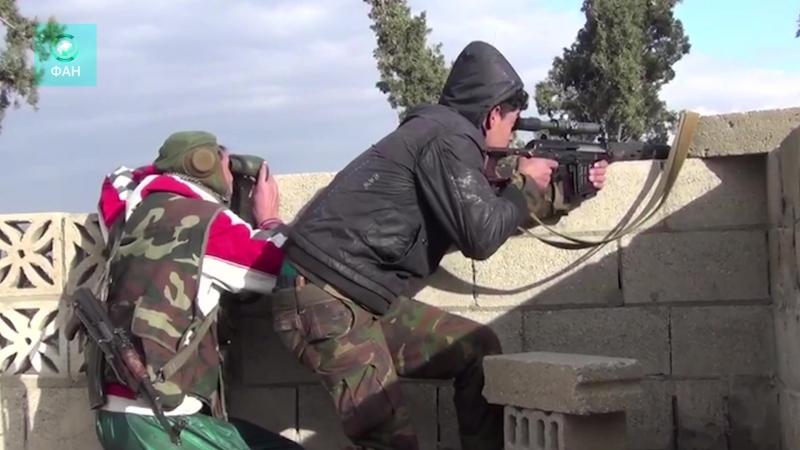 Сирия: САА отбила неожиданную атаку боевиков в районе Эль-Кунейтры