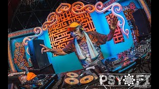 RajaRam Full set @ Psy-Fi 2017