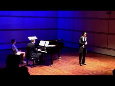 Marina Viotti sings Xerxes aria : Crude Furie degli orridi abissi