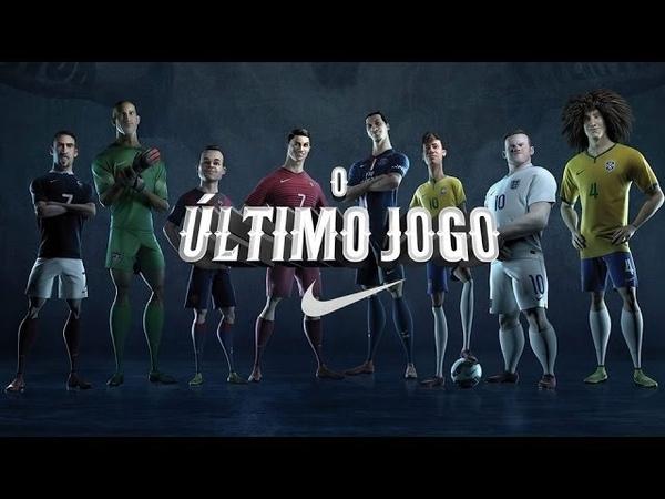 COPA2014 Nike Futebol O Último Jogo Dublado Pt Br HD