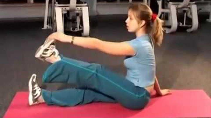 10 упражнений Бубновского С М при острых болях в спине и коленях для похудения