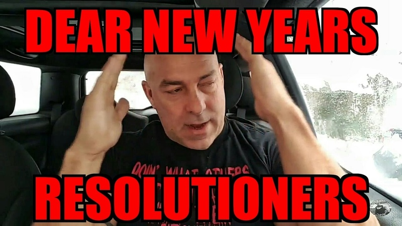 A Message to Anyone Setting a New Year's Resolution to Get Back to the Gym