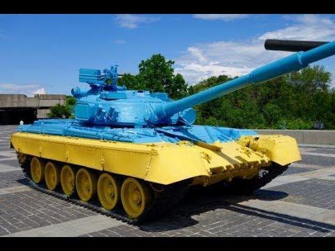 Как на танке оплот бежать с поля боя или почему оплот нельзя сравнивать с Т-14_23-05-18