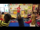 Nick the Music Man - Kids Music Class Pt 2- TO BE IN ENGLISH