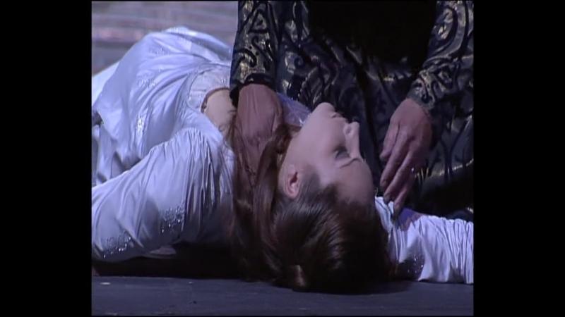 Джузеппе Верди - Отелло (Пласидо Доминго)\Giuseppe Verdi - Otello (Placido Domingo) 2001