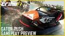 The Crew 2: Gator Rush's New Hovercraft Discipline | Gameplay Preview | Ubisoft [NA]