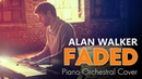 Faded Alan Walker Piano Orchestral Cover Mathias Fritsche