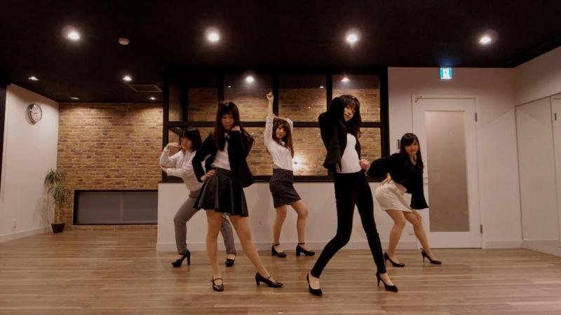【PDC@K】女性中間管理職【踊ってみた】 sm33352117