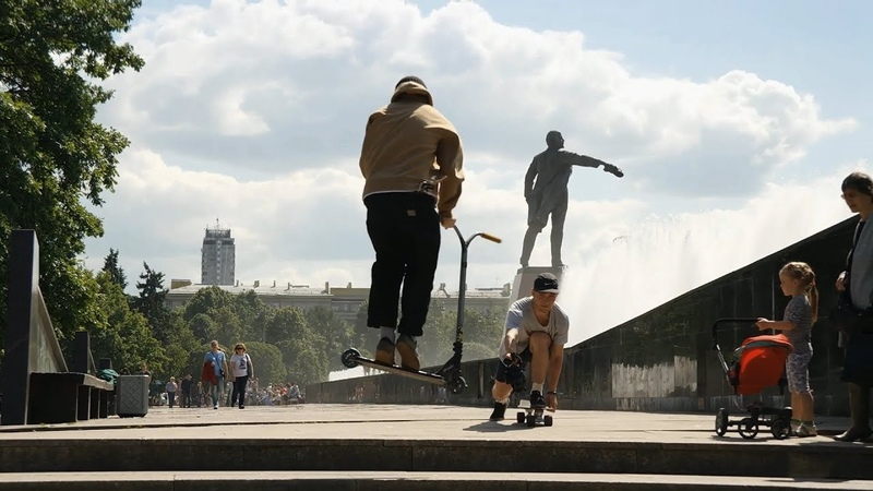 Arseniy Kharchenko - Goodbye, Russia!