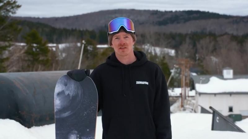 Lib Tech Box Knife Men's Park Winner – Good Wood Snowboard Test 2018-2019