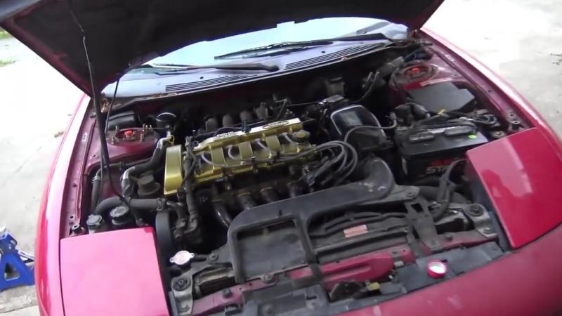 Механики залили WD40 в мотор вместо масла