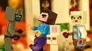 АРЕНА ЧЕРЕП 💀 Привет Сосед и ФНАФ - Лего НУБик Майнкрафт Мультики - LEGO Minecraft Animation