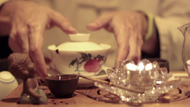 Чайная церемония в Shifu