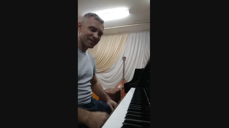 Проверка настройки рояля