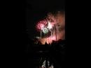 La Mercè musical fireworks display 4