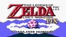 (Прохождение) [01] Legend of Zelda - Link's Awakening DX - часть 1 (RUS) (GBC/Game Boy Color)