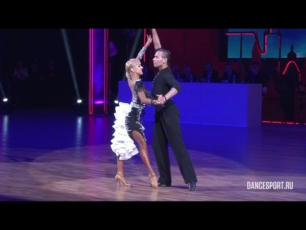 Armen Tsaturyan - Svetlana Gudyno, RUS, Final Solo Rumba