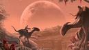 Фантастические инопланетные цивилизации. Красивые фантастические миры