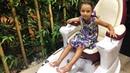 Детский Салон Красоты Эмилюша и кукла Беби Бон в Спа Салоне Spa Kids Спа программа для детей