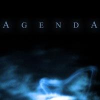 Логотип AGENDA // АГЕНДА