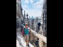 С крыши Миланского собора
