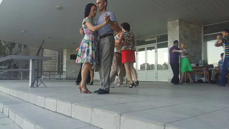 Tango open air Novosibirsk