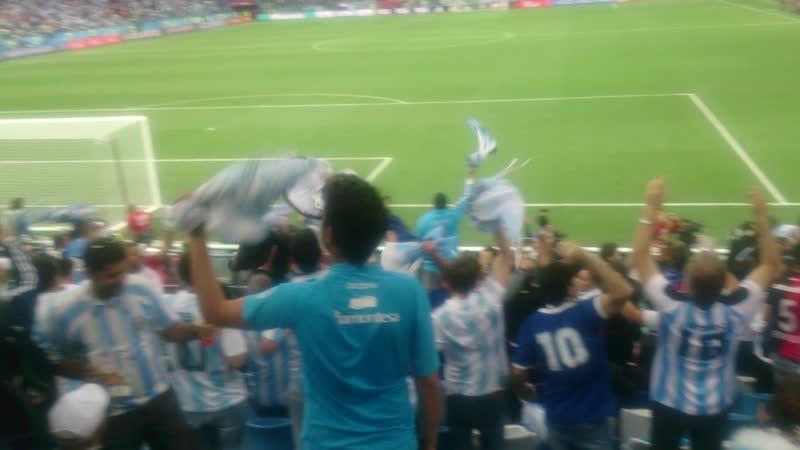 Аргентина Хорватия