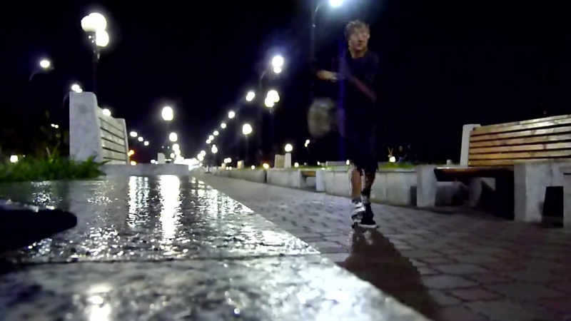 Electro Dance. Blagoveshchensk - Vladislav Yakovenko.