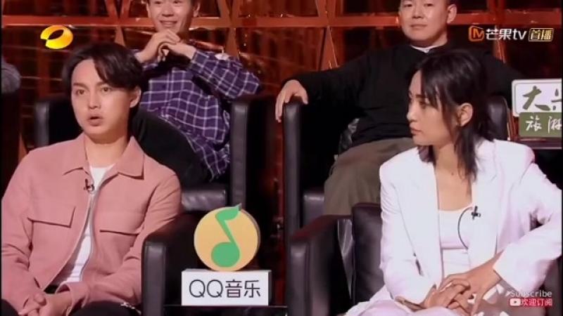 8 клипы из эпизода 3 шоу PhantaCity - часть Jam Hsiao