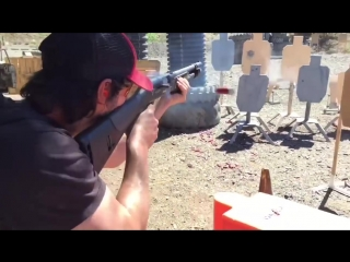 Стрелковая подготовка Киану Ривза к Джон Уик 3