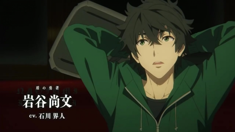 [Озвучка] Tate no Yuusha no Nariagari _ Восхождение героя щита - PV 2 [BAN SAKURA]