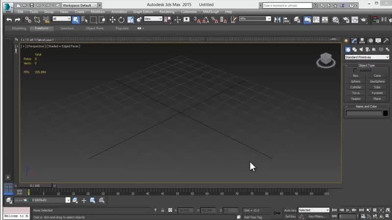 3DsMax Face Modeling sorceress (Long version)