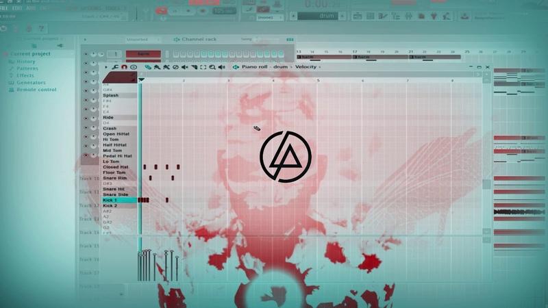 LINKIN PARK - IN THE END remake fl studio Tribute Chester Bennington