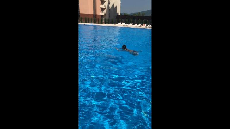 Наплавалась назогаралась😊 всем привет из городамечты👋🏻💋😉