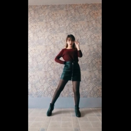 """RIMISOP's WORLD on Instagram: """"[MiniDanceCover] (G)I-DLE - HANN / Dance cover by Polly"""