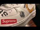 Supreme x Nike Air Force 1 Mid