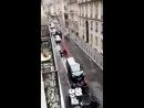 Преступник захватил заложников в Париже