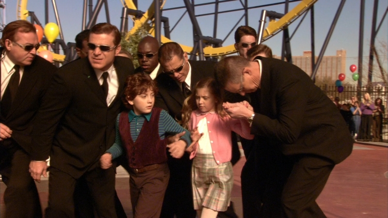 Смотрим Дети шпионов 2: Остров несбывшихся надежд (2002)Movie Live
